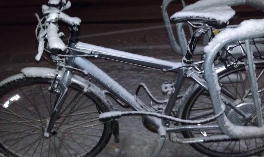 ebike snow