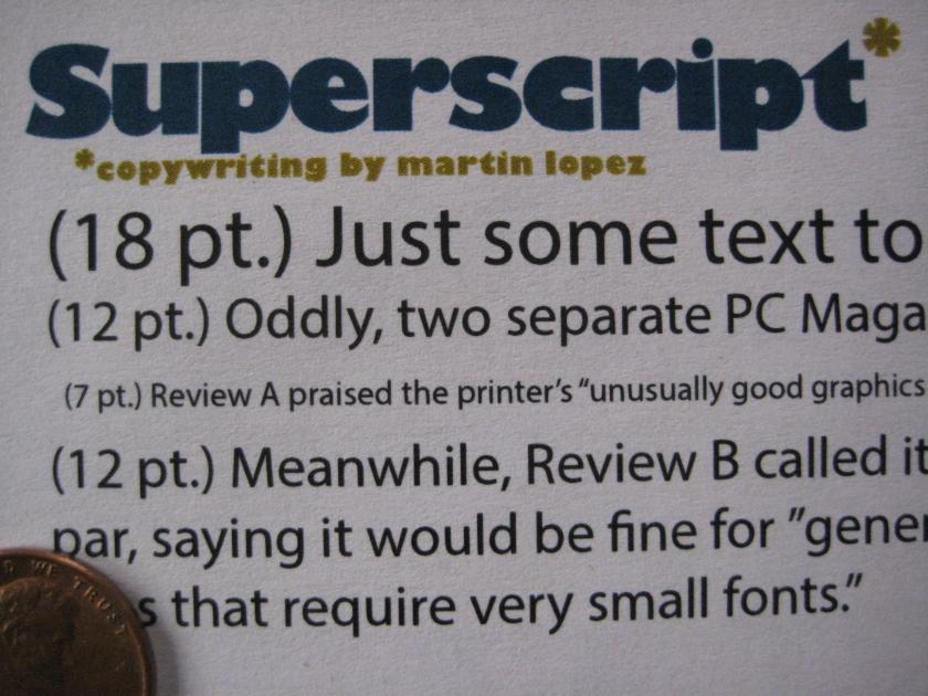 for blog - color printer review