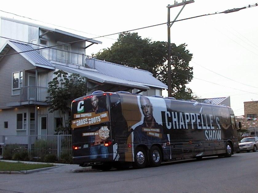 Chappelle bus